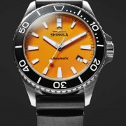Introducing the Shinola Monster Automatic Diver