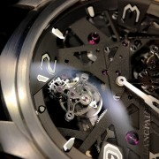 Some close ups of an exceptional timepiece – Blancpain L'Evolution Tourbillon Carrousel