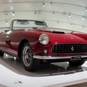 I went to Modena four days ago: Enzo Ferrari Museum