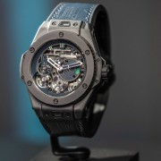 Introducing the Hublot Big Bang Meca-10 P2P for the 10th Anniversary of Bitcoin