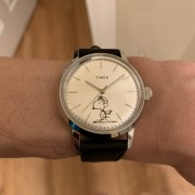 Flying Ace: unboxing the Timex Snoopy Marlin Automatic