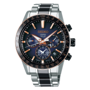 Just got a Seiko Astron SSH007J, one of the new Astron 5X53 series