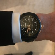 My new ceramic watch – Jaeger-LeCoultre Master Compressor Chronograph Ceramic