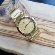 Some fresh photos of the gold 222 – vintage Vacheron Constantin Ref. 44018/411 from 1978