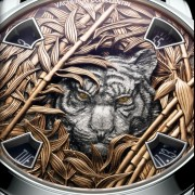 Lions, Tigers and… Vacheron Constantin has gone wild! Oh my!