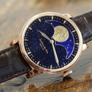 Introducing the Arnold & Son HM Perpetual Moon Aventurine