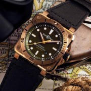 Introducing the Bell & Ross BR03-92 Diver Bronze Demiurgus