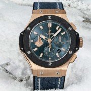 Hublot Big Bang Zermatt celebrates the Matterhorn