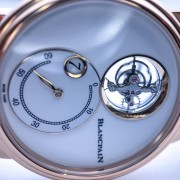 I wish all of you a happy, healthy and peaceful 2019 – Blancpain Villeret Tourbillon Volant Heuere Sautante Minute Rétrograde