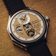 "SIHH 2019: Ferdinand Berthoud Chronometer FB1 ""Oeuvre d'Or"""