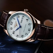Longines creates its 50 millionth timepiece