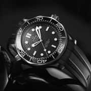 Introducing the Omega Seamaster Diver 300M Black Ceramic