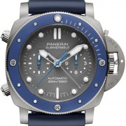SIHH 2019: PANERAI SUBMERSIBLE CHRONO GUILLAUME NÉRY EDITION