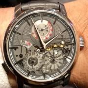 Live Shots: Vacheron Constantin Traditionnelle Twin Beat Perpetual Calendar