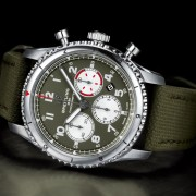 Pre-Basel 2019: Breitling Aviator 8 Curtiss Warhawk Collection