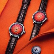 Introducing the Glashütte Original Annual Edition Sixties Orange