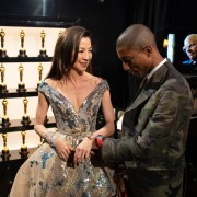 Watch Spotting 91st Oscars: Michelle Yeoh & Pharrell each wearing Richard Mille