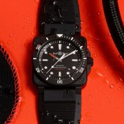 Baselworld 2019: Bell & Ross BR 03-92 Diver Black Ceramic