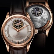 Introducing the Carl F. Bucherer Heritage Double Tourbillon from Baselworld 2019