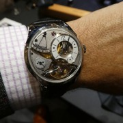 SIHH 2019 Greubel Forsey Live Photos