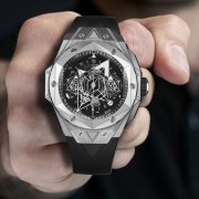 Baselworld 2019 – Hublot Big Bang Sang Bleu II