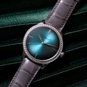 Baselworld 2019: H. Moser & Cie. Endeavour Center Seconds Diamonds Purity
