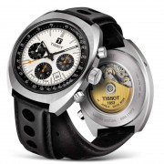 Introducing the Tissot Heritage 1973 Navigator Chronograph