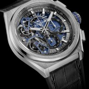Introducing the Zenith Defy El Primero Double Tourbillon from Baselworld 2019