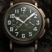 Baselworld 2019: Zenith Pilot Type 20 Adventure Collection