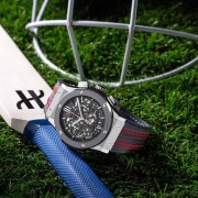 Introducing the Hublot Classic Fusion Chronograph ICC Cricket World Cup 2019