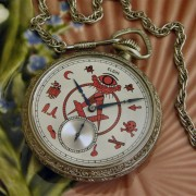 A mystery project watch unveiled – 1928 Elgin 16 size with Masonic dial