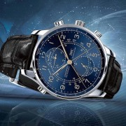 "Introducing the IWC Portugieser Chronograph Rattrapante Edition ""Boutique Milano"""
