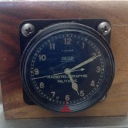 Just a Jaeger – a clock from a French military airplane circa 1940s