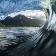 Ulysse Nardin Dives into the Underwater World of Surf Photographer Ben Thouard