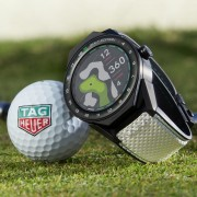 Fore!  Introducing the TAG Heuer Connected Modular 45 GOLF Edition