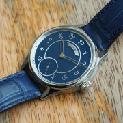 A very personal watch journey – to my roots as an Indian – thanks to watchmaker Torsti Laine
