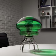 Introducing the MB&F + L'Epee 1839 Medusa clock