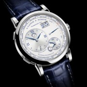 "Introducing the A. Lange & Söhne LANGE 1 TIMEZONE ""25th Anniversary"""