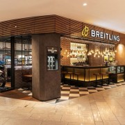The Breitling bar begins worldwide rollout with the first opening in Switzerland