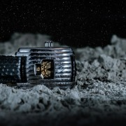David Rutten Streamline: meteorite watch from outer space