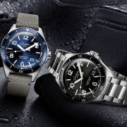 Introducing the Glashütte Original SeaQ Diver Collection
