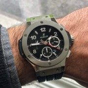 "First time Hublot Big Bang owner – ""Classic"" steel version"