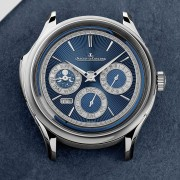 Introducing the Jaeger LeCoultre Master Grande Tradition Répétition Minute Perpétuelle
