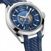 Introducing the Omega Seamaster Aqua Terra Worldtimer