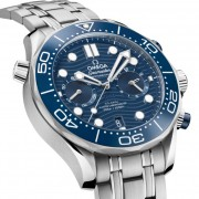 Introducing the Omega Seamaster Diver 300 Master Chronograph