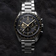 Introducing the Omega Speedmaster Apollo 11 50th Anniversary Moonshine Gold