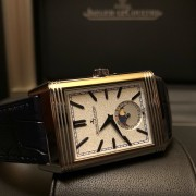 A lovely surprise gift – Jaeger-LeCoultre Reverso Tribute Calendar