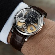 Introducing the Romain Gauthier Insight Micro-Rotor White Gold