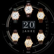 Glashütte Original Celebrates 20th Anniversary of the Senator Classic Perpetual Calendar