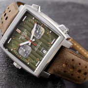 Introducing the TAG Heuer Monaco Chronograph 50th Anniversary LE